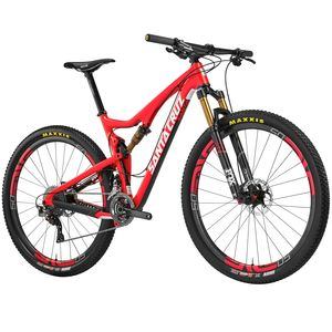Santa Cruz Bicycles Tallboy Carbon CC X01 Complete Mountain Bike - 2016