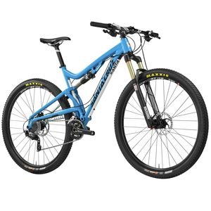 Santa Cruz Bicycles Superlight D Complete Mountain Bike - 2016