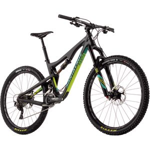 Santa Cruz Bicycles 5010 Carbon CC XTR Complete Mountain Bike - 2016