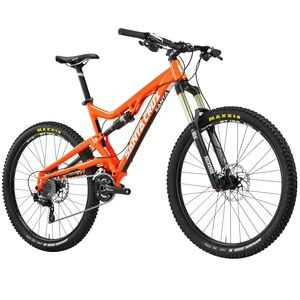 Santa Cruz Bicycles Heckler D Complete Mountain Bike - 2016