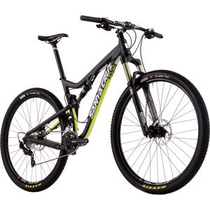 Santa Cruz Bicycles Tallboy R Complete Mountain Bike - 2016