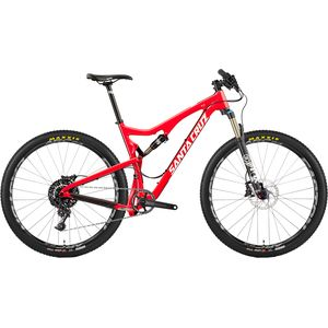 Santa Cruz Bicycles Tallboy Carbon S Complete Mountain Bike - 2016
