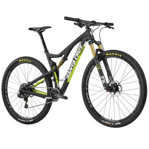 Santa Cruz Bicycles Tallboy Carbon CC XT Complete Mountain Bike - 2016