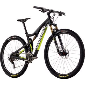 Santa Cruz Bicycles Tallboy Carbon CC XTR Complete Mountain Bike - 2016