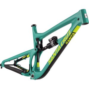 Santa Cruz Bicycles Nomad Carbon CC Monarch Plus Mountain Bike Frame - 2016