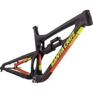 Santa Cruz Bicycles Nomad Carbon CC Vivid Air Mountain Bike Frame - 2016