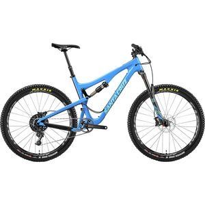 Santa Cruz Bicycles 5010 2.0 Carbon S Complete Mountain Bike - 2016