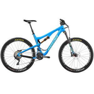 Santa Cruz Bicycles 5010 2.0 Carbon CC XT Complete Mountain Bike - 2016