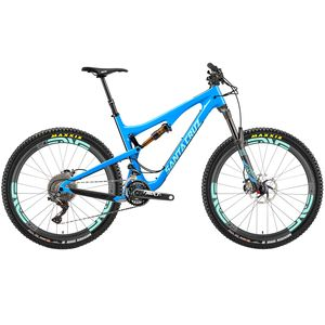 Santa Cruz Bicycles 5010 2.0 Carbon CC XTR ENVE Complete Mountain Bike - 2016