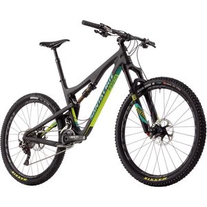 Santa Cruz Bicycles 5010 2.0 Carbon CC XTR Complete Mountain Bike - 2016