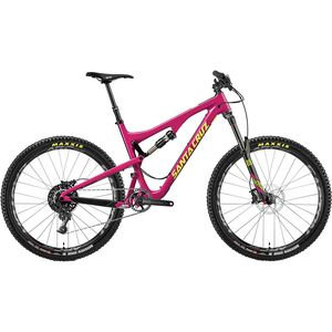 Santa Cruz Bicycles Bronson 2.0 Carbon S Complete Mountain Bike - 2016
