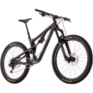Santa Cruz Bicycles Bronson 2.0 Carbon CC X01 ENVE Complete Mountain Bike - 2016