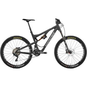 Santa Cruz Bicycles Bronson 2.0 Carbon CC XT Complete Mountain Bike - 2016