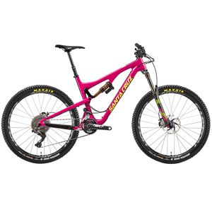 Santa Cruz Bicycles Bronson 2.0 Carbon CC XTR Complete Mountain Bike - 2016