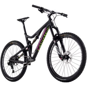 Santa Cruz Bicycles Bronson Carbon CC X01 Complete Mountain Bike - 2015