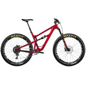 Santa Cruz Bicycles Hightower Carbon 27.5+ S Complete Mountain Bike - 2016