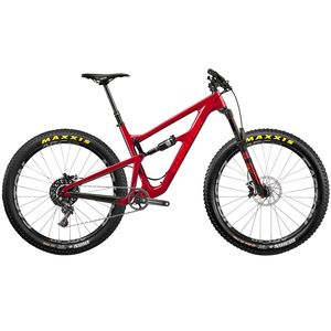 Santa Cruz Bicycles Hightower Carbon CC 27.5+ X01 Complete Mountain Bike - 2016