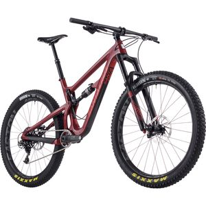 Santa Cruz Bicycles Hightower Carbon CC 27.5+ XX1 Complete Mountain Bike - 2016