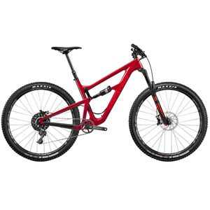 Santa Cruz Bicycles Hightower Carbon CC 29 X01 Complete Mountain Bike - 2016