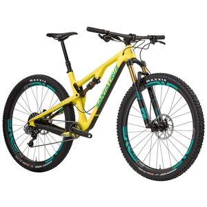 Santa Cruz Bicycles Tallboy Carbon CC 29 XX1 ENVE Complete Mountain Bike - 2017