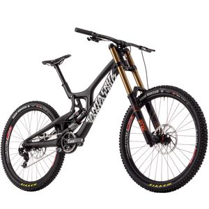 Santa Cruz Bicycles V10 Carbon CC X01 Complete Mountain Bike - 2016