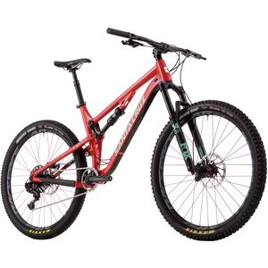 Santa Cruz Bicycles 5010 2.0 S Complete Mountain Bike - 2017