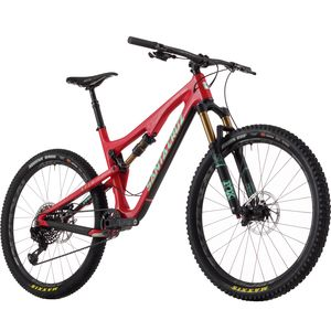Santa Cruz Bicycles 5010 2.0 Carbon CC XX1 Complete Mountain Bike - 2017