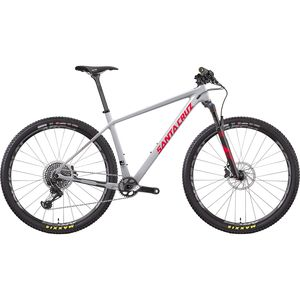 Santa Cruz Bicycles Highball Carbon CC 29 X01 Complete Mountain Bike - 2017