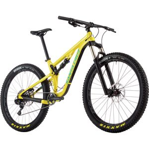Santa Cruz Bicycles Tallboy 27.5+ D Complete Mountain Bike - 2017