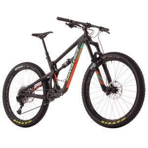 Santa Cruz Bicycles Hightower Carbon CC 27.5+ XX1 Eagle Complete Mountain Bike - 2017