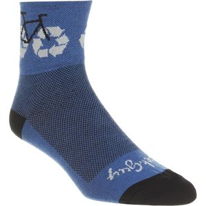 SockGuy Recycle Bike 3in Socks
