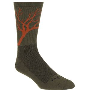 SockGuy Deadwood 6in Wool Socks