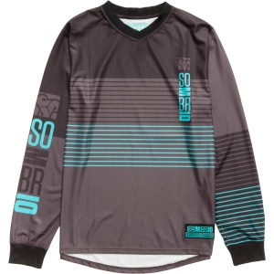 Sombrio Grappler Jersey - Long-Sleeve - Men's