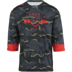 Sombrio Disciple Jersey - 3/4 Sleeve - Men's