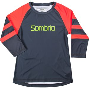 Sombrio Pedigree Jersey - 3/4-Sleeve - Women's