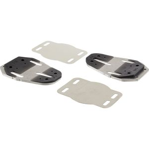 Walkable Cleat Extender Base Plate Kit