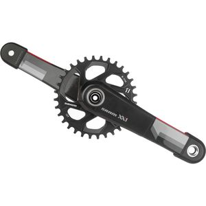 SRAM XX1 GXP Direct Mount Crankset - 156 Q-factor
