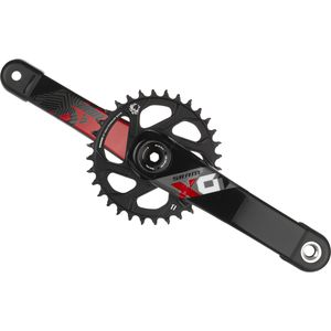 SRAM X01 Eagle 12-Speed BB30 Direct Mount Crankset - Boost