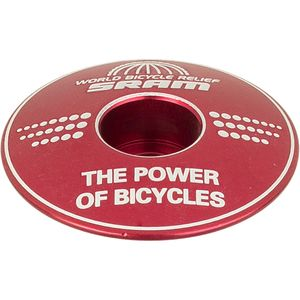 World Bicycle Relief Stem Cap