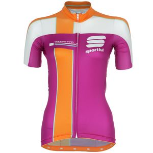 Sportful Gruppetto Pro Jersey - Short Sleeve - Women's