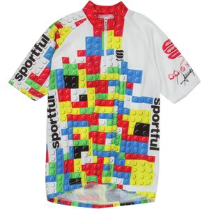 Sportful Kid MGF 14 Jersey - Short-Sleeve - Kids'