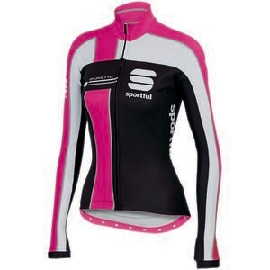 Sportful Gruppetto Thermal Jersey - Long Sleeve - Women's