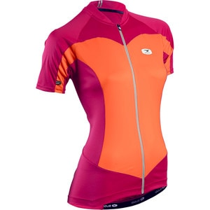 SUGOi Evolution Cycling Jersey - Short Sleeve - Women's
