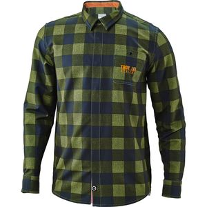 Troy Lee Designs Grind Flannel Jersey - Long-Sleeve - Men's