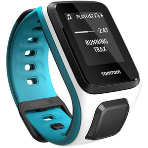 TomTom Spark Music Plus Cardio GPS Watch
