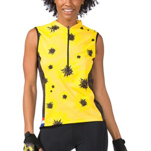 Terry Bicycles Breakaway Mesh Jersey - Sleeveless - Women's