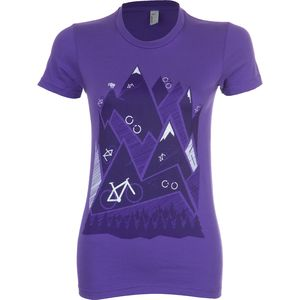 Twin Six Climber T-Shirt - Short Sleeve - Women's
