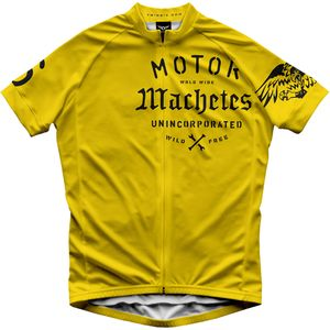 Twin Six Motor Machetes Jersey - Short Sleeve - Men's