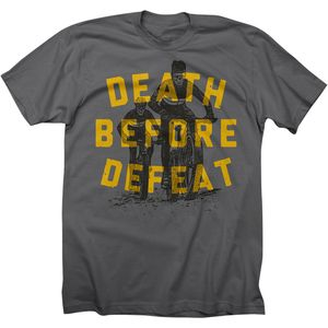 Twin Six Death Before Defeat T-Shirt - Short Sleeve - Men's