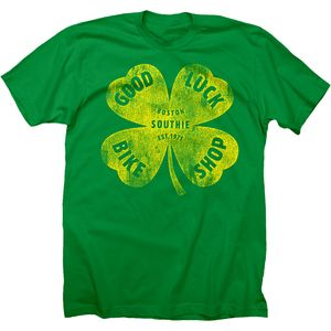 Twin Six Good Luck T-Shirt - Short Sleeve - Men's